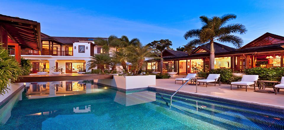 Twilight In Koi Pond >> Alila, Sandy Lane | Altman Real Estate