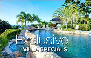 Exclusive Villa Specials